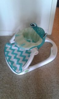 Fisher Price Baby Seat Frog