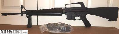 For Sale: Colt M16A1 Reissue Rifle