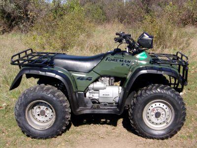 1998 Honda Foreman ES 4x4 TRX450ES Utility ATVs Mukwonago, WI