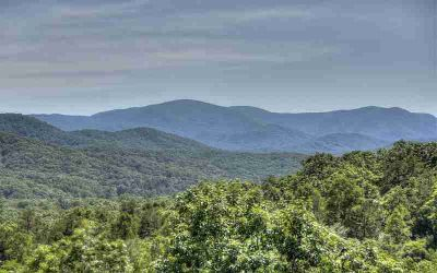 6 Shepherds Lane MORGANTON Three BR, Wow! What a view from this