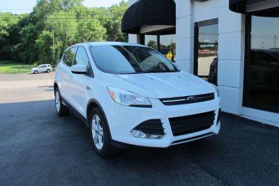 2013 Ford Escape SE (White)