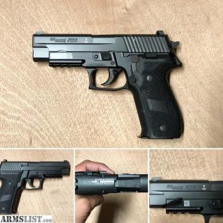 For Sale/Trade: Sig Sauer MK25 w/LCI