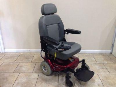 2012  Shop Rider  Power Chair