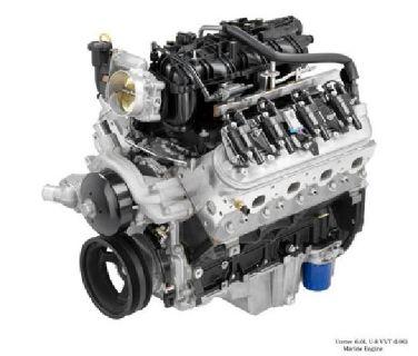 GM 6.2L Diesel Long Block