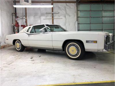 1978 Cadillac Eldorado Biarritz