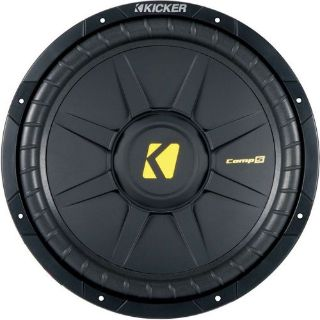 """Buy 2 KICKER 40CWS154 CAR 15"""" 4-OHM COMP-S SUBWOOFERS SUB WOOFERS S154 COMPS154 PAIR motorcycle in Miami, Florida, United States, for US $299.90"""