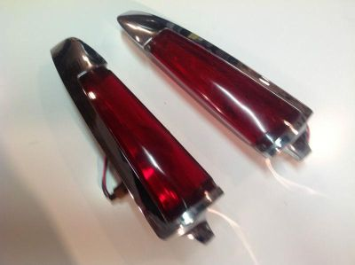 Find 1961 #5952005 Vintage Original Tail Lights ? motorcycle in Bothell, Washington, US, for US $89.95