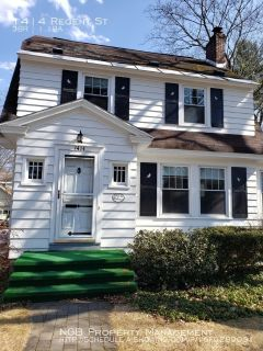 Single-family home Rental - 1414 Regent St