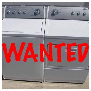 $1, Free Washer  Dryer Removal