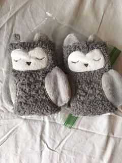 Owl Car seat strap covers