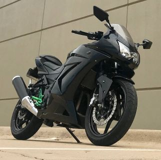2012 Kawasaki Ninja 250R Sport Motorcycles Plano, TX