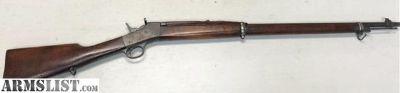 For Sale: Remington Model Rolling Block