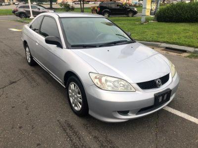 2004 Honda Civic LX (Satin Silver Metallic)