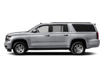 2017 Chevrolet Suburban LS 1500 (Silver Ice Metallic)