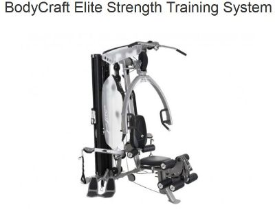 BodyCraft Elite Strength Home Gym