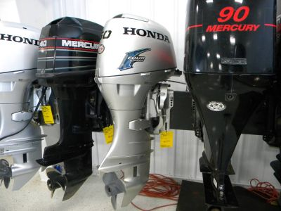 2004 Honda Marine BF 50 Outboards 4 Stroke Kaukauna, WI