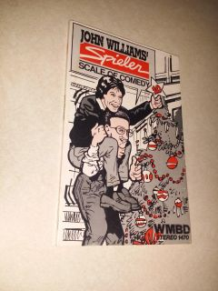 Vintage Spieler Scale of Comedy - John Williams Book