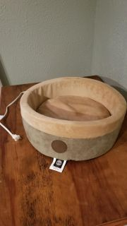 """16"""" K&H Thermo Kitty Bed"""