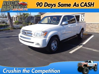 2006 Toyota Tundra SR5 (White)
