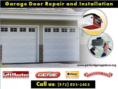 Top Most Garage Door Spring Repair company   Garland, TX