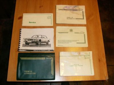 Buy 83 Jaguar Manual Collection motorcycle in Jefferson, Texas, United States, for US $20.00