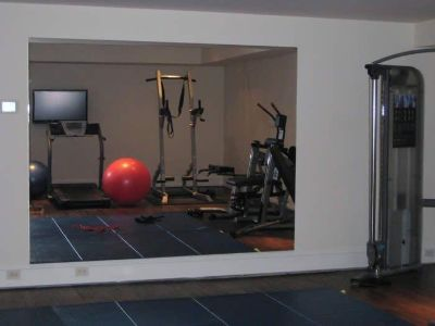 Large Workout Room Mirrors