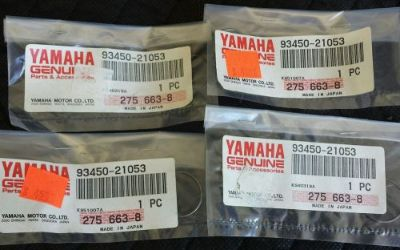 Sell 93450-21053 C Clips New 650 701 760 Yamaha Superjet Blaster Raider Waverunne motorcycle in Fair Oaks, California, United States