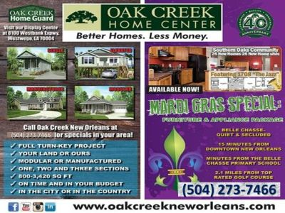 Amazing new Home from Oak Creek Homes