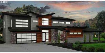 128 N 45th Cir Camas Five BR, New custom contemporary home built