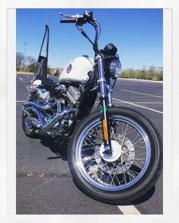 2002 Harley-Davidson SPORTSTER 883 HUGGER