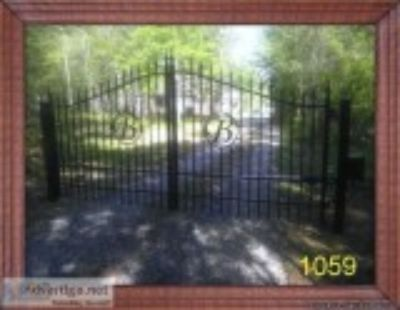 Driveway Gate Packages On Sale Now From - Jackson