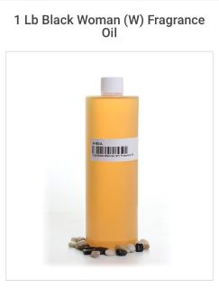 Wholesale Black Woman Body Oil/Burning Oil