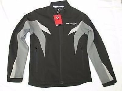 Find Polaris Slingshot Mens Softshell Jacket Back Medium 286504303 motorcycle in North Adams, Massachusetts, United States, for US $149.99