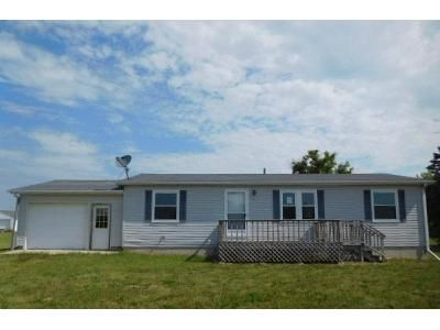 3 Bed 2 Bath Foreclosure Property in Leslie, MI 49251 - Covert Rd
