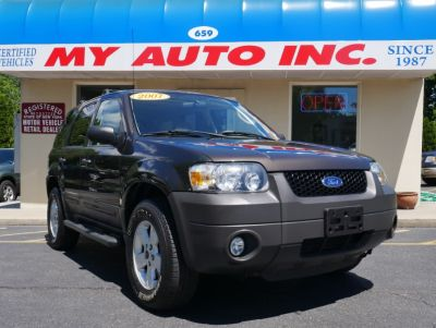 2007 Ford Escape XLT (Brown)