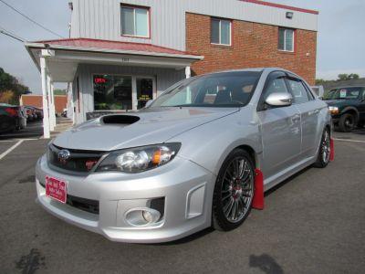 2011 Subaru Impreza WRX STI Limited (Spark Silver Metallic)