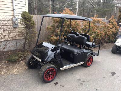 2014 E-Z-Go Freedom TXT Electric Golf carts Exeter, RI
