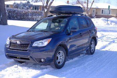 2015 Subaru Forester 2 5 Limited Extended Warranty