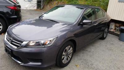 2015 Honda ACCORD SEDAN 4dr I4 CVT LX (Gray)