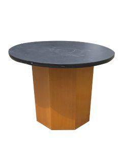 Harvey Probber Fred Kemp Slate Octagonal Table