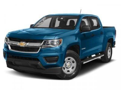 2019 Chevrolet Colorado 4WD LT (Silver Ice Metallic)