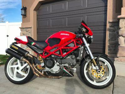 2005 Ducati MONSTER S4R