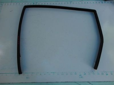 Sell 98 V70 Rear Right Door Window Glass Rubber Guide Rail Channel motorcycle in North Fort Myers, Florida, United States