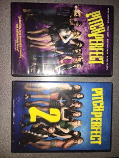 Pitch Perfect DVDs