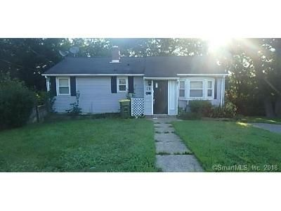 3 Bed 1 Bath Foreclosure Property in Waterbury, CT 06708 - Robincrest Dr