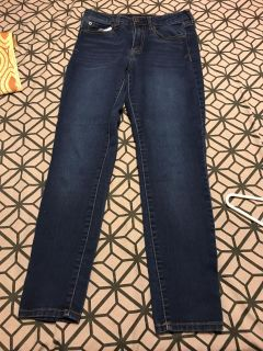 Aeropostale high waisted size 4 short length. Pick up at McCalla Target Thursdays from 5:15 till 6. CP
