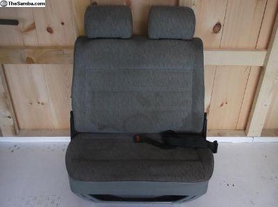 T4 folding double seat