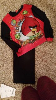Angry birds 6/7 pjs