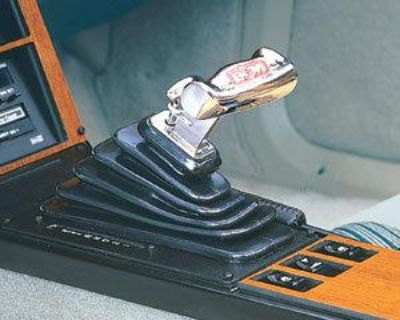 Sell B&M 80692 Camaro Firebird 1982-92 Console Mega Shifter motorcycle in Suitland, Maryland, US, for US $220.83