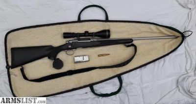 For Sale/Trade: Remington 700 with Leupold Vari-X III 3.5-10x50mm